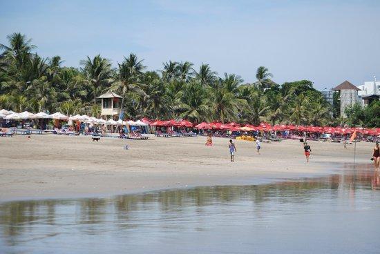 Surya Mas Villa : Legian Beach