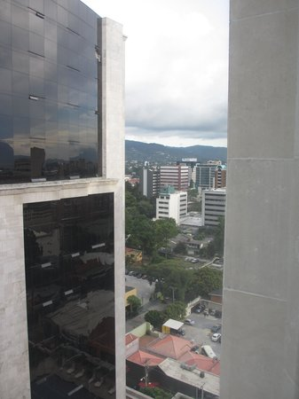 Real InterContinental Guatemala: A room without a View