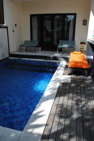 Surya Mas Villa : 3 Bedroom Pool Villa