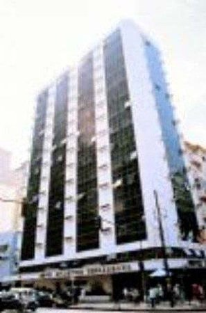 Atlântico Copacabana Hotel: Exterior