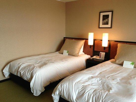 Hotel Granvia Kyoto: beds