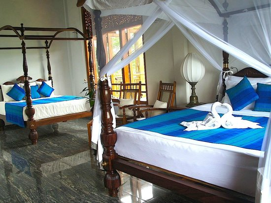 Niyagama House: Sapphire Suite