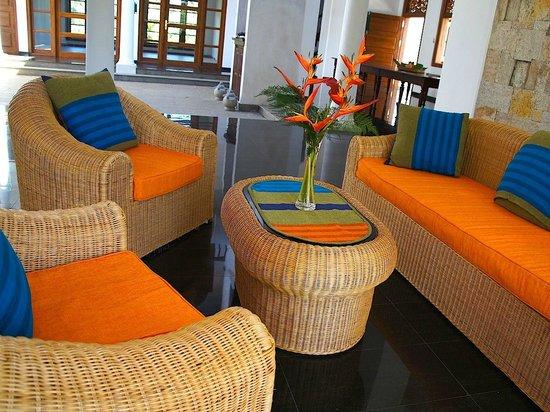 Niyagama House: Living Area