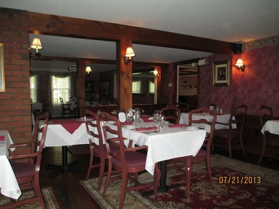 Colby Hill Inn: Dining Area
