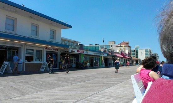 Rehoboth Beach Boardwalk: Boardwalk
