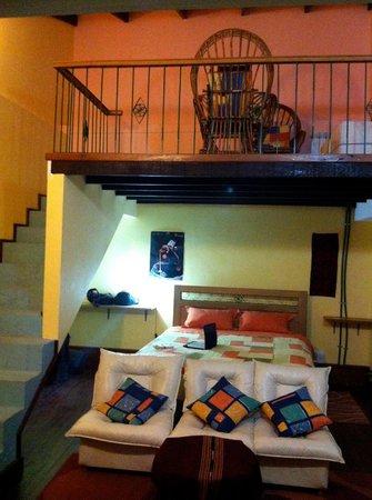 Casa Verde B&B : My beautiful room I was sad to leave