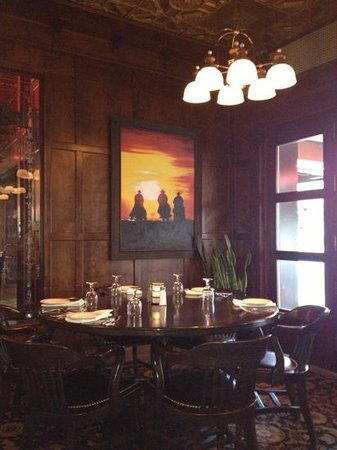 Jake's Restaurant: Loved the ambiance