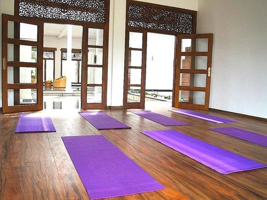 Niyagama House: Yogaroom