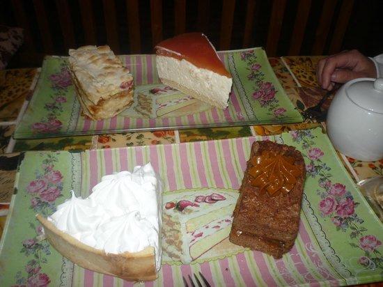 Caramelo: chesscake