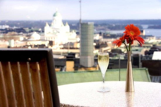 Solo Sokos Hotel Torni: Ateljee Bar