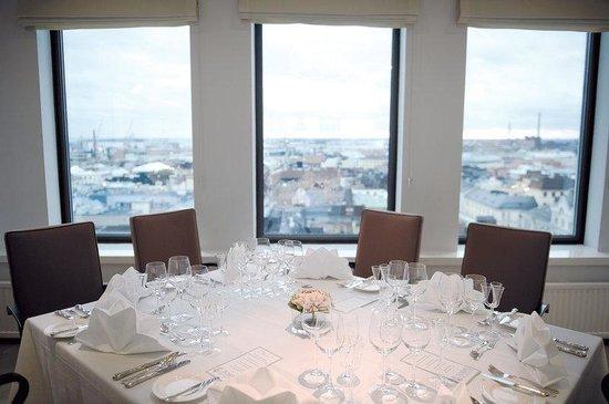 Solo Sokos Hotel Torni: View Cabinet
