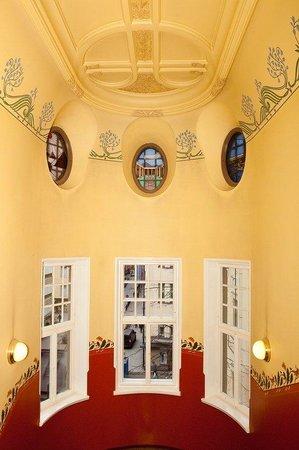 Solo Sokos Hotel Torni: Staircase Kyllikki