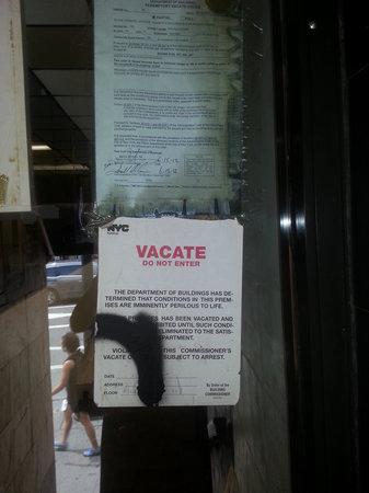 New York Inn : DO NOT ENTER!
