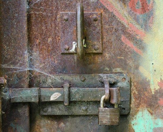 Charlie Major Nature Trail: Lock