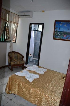 Hotel Deja Vu: Double room on the second floor