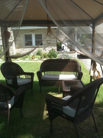 Green Lake InnLLC : Outdoor Gazebo