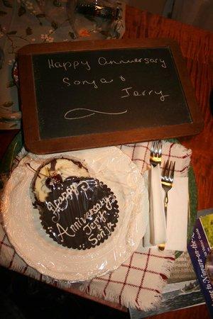 Merlot House: Anniversary