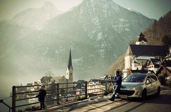 Gasthof Simony: stunning views of lake hallstatt