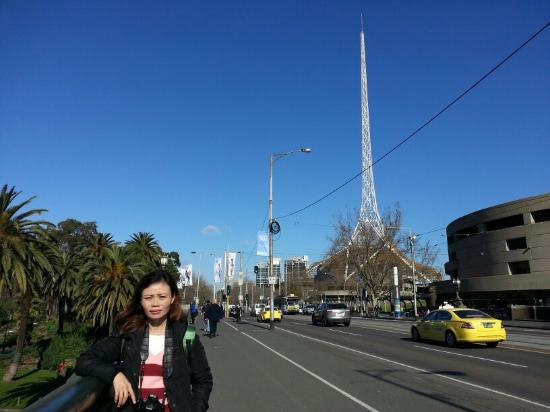 Photo of Arts Centre Melbourne taken with TripAdvisor City Guides