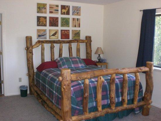 Buffalo Peaks Bed and Breakfast : Mt Antero