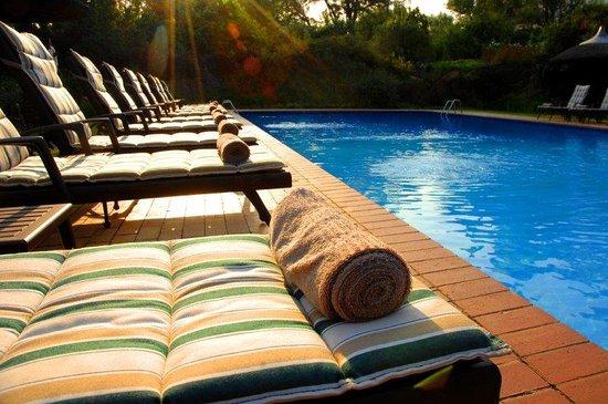 Riverside Sun : Pool