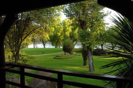 Riverside Sun: River Frontage