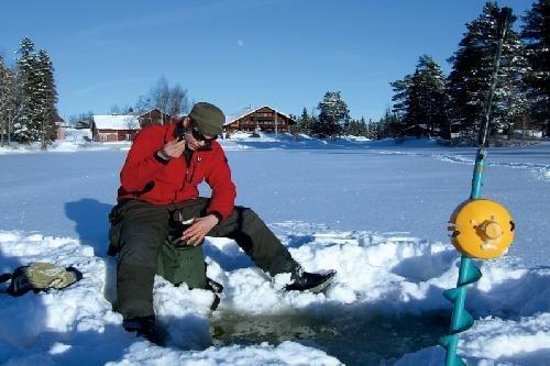 Sillongen Toten Hotel: Winter Sports