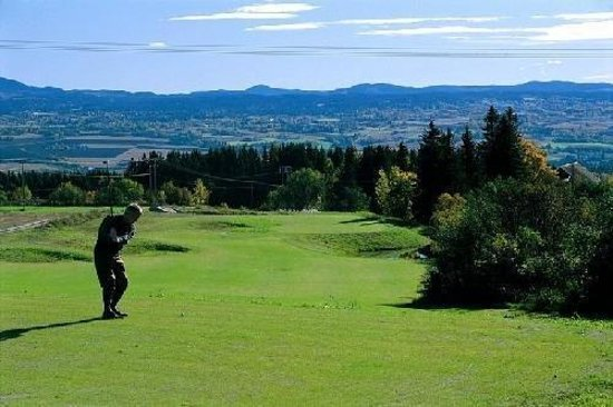 Sillongen Toten Hotel: Golf