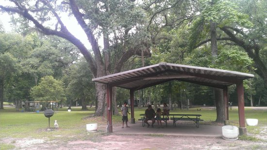 Acadiana Park Campground: clean, fun place to gather and cookout.