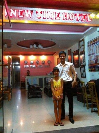 New Time Hotel : Līnh & Linh !!!!!