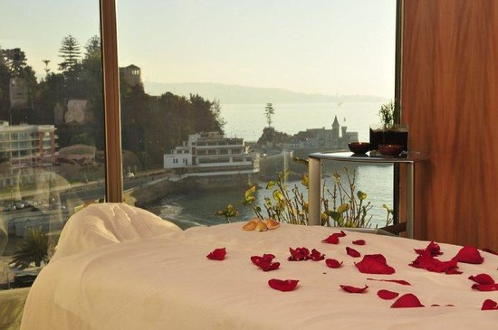 Hotel del Mar - Enjoy Vina del Mar - Casino & Resort: Spa
