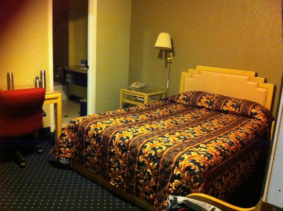 Western Village Inn: Clean n comfortable
