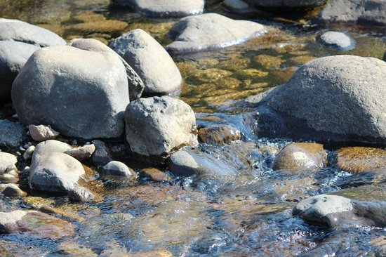 Umzimkulu River Lodge: River