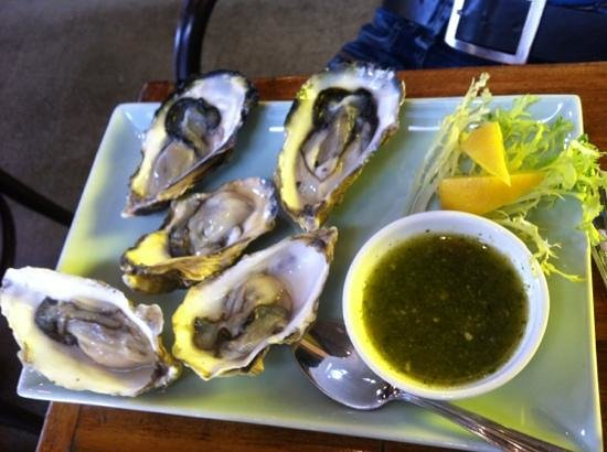 Basil Canteen: fresh Oysters for $1 a piece (every thursday)