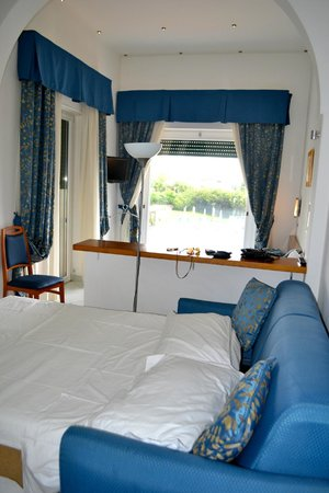 Hotel San Michele: Photo by Roxanne Dubois