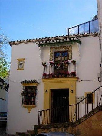 Hotel Ronda: Exterior view