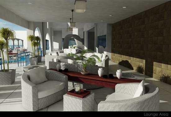 Thunderbird Resorts Poro Point: Lobby Lounge