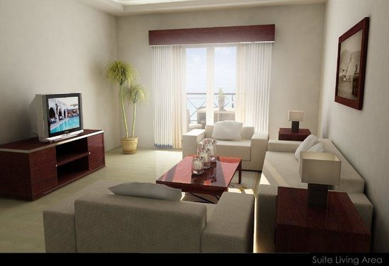 Thunderbird Resorts Poro Point: Poro Timeshare Living Room