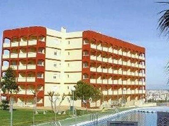 Torremar Apartments : Exterior