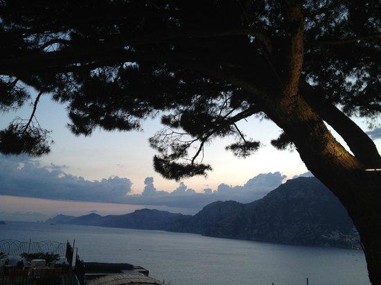 La Brace : View from the Terrace