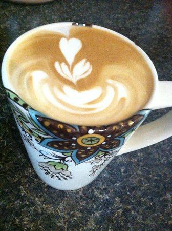 Cafe Artista: Latte Art
