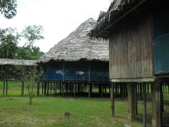 Curassow Amazon Lodge: Hotel