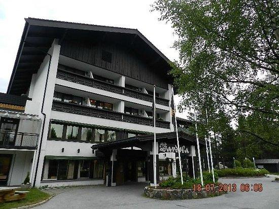 Bardola Hotel: voila l hotel