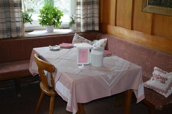 Hotel Post: Breakfast room