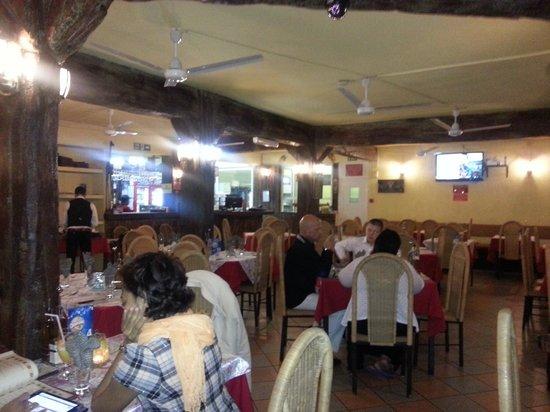 Chez Pepe Restaurant: Chez Pepe Flic en Flac