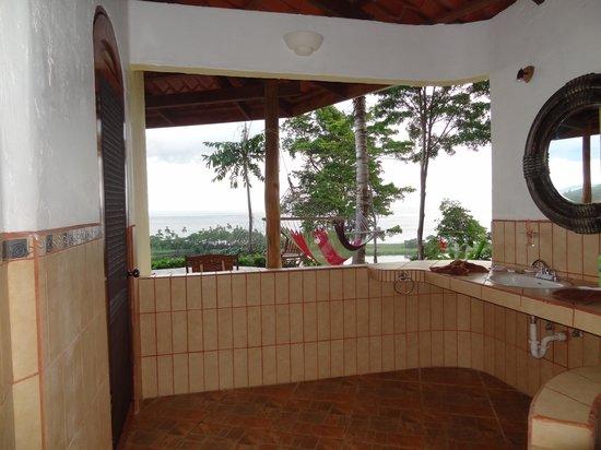 LagunaVista Villas: View from the loo!  Villa 8