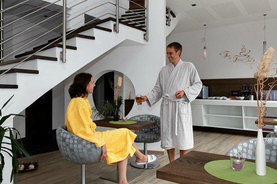 Parkhotel Reibener-Hof : Ruhezone