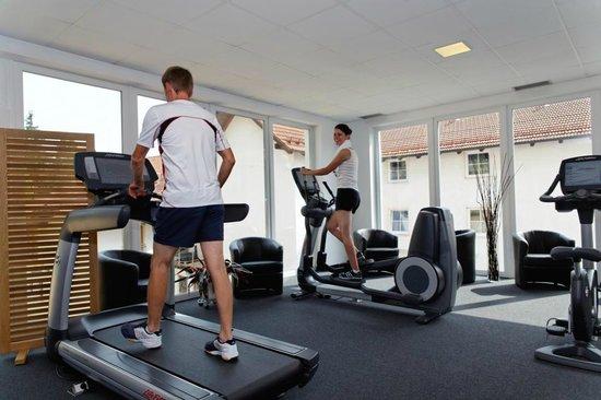 Parkhotel Reibener-Hof : Fitness