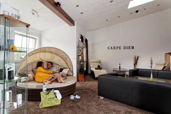 Parkhotel Reibener-Hof: Carpe Diem