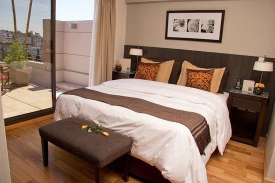 Urban Suites Recoleta Boutique Hotel: Master Suite